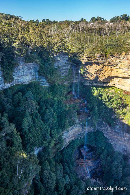 Katoomba waterfall