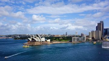 Sydney, my dream: could I live there?