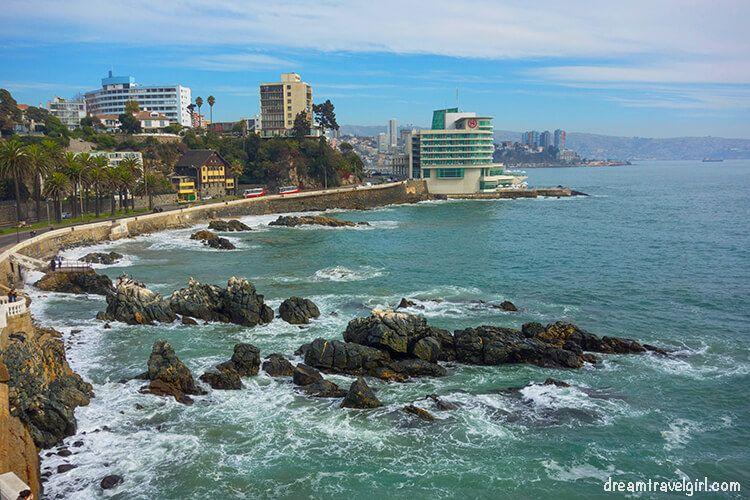 The coast was evacuated under a tsunami alert