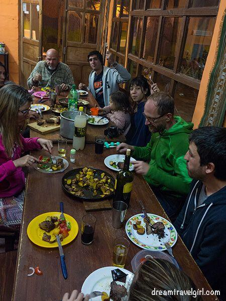 Viajar en solitario: conociendo gente en Argentina