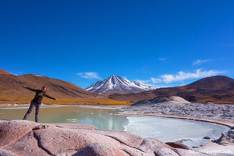Solo travel in Chile
