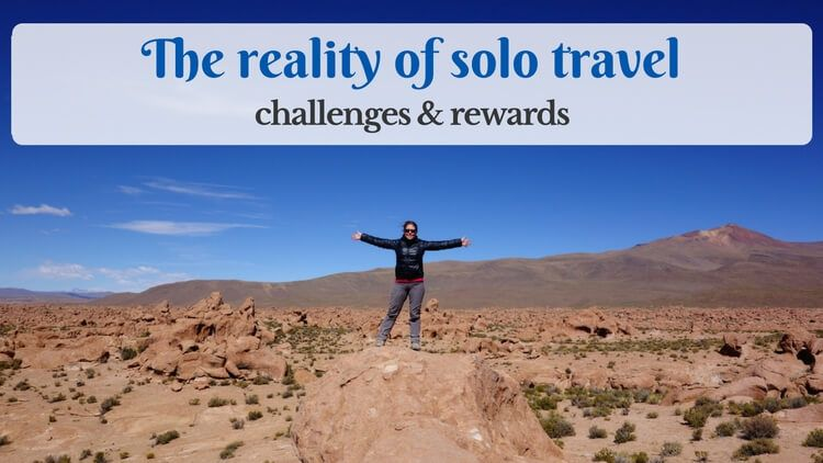 The reality of solo travel: challenges and rewards