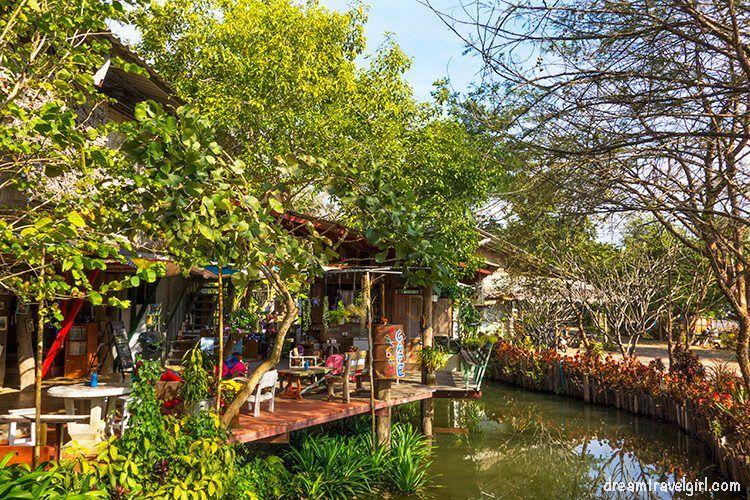 Makhampom arts café, Chiang Dao