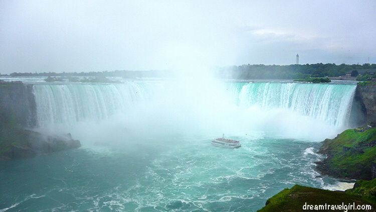 Niagara Falls wonder of nature