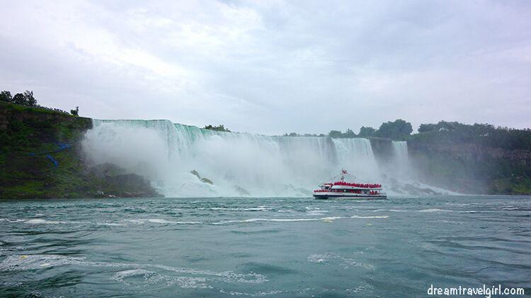Niagara Falls wonder of nature