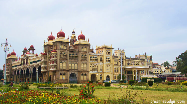 Places to visit in South India: Mysore, Karnataka