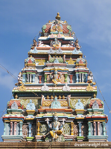 Places to visit in South India: Annamalaiyar temple, Tiruvannamalai, Tamil Nadu