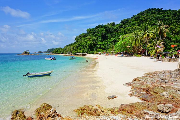 Isla Kapas, Malasia