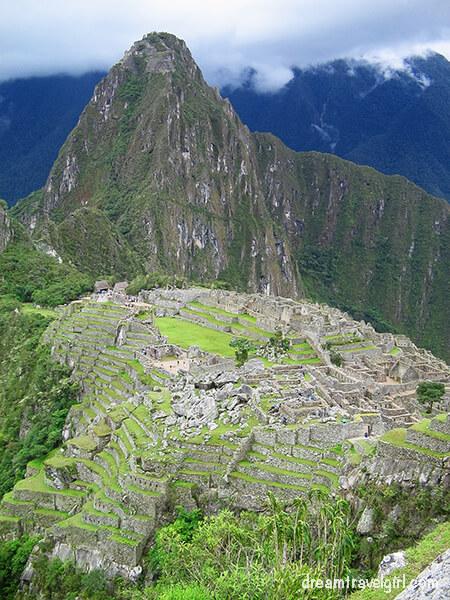 Lugares para visitar en el mundo: Machu Picchu, Perú
