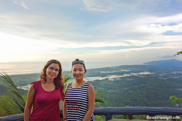 Anna and me in Bukit Genting