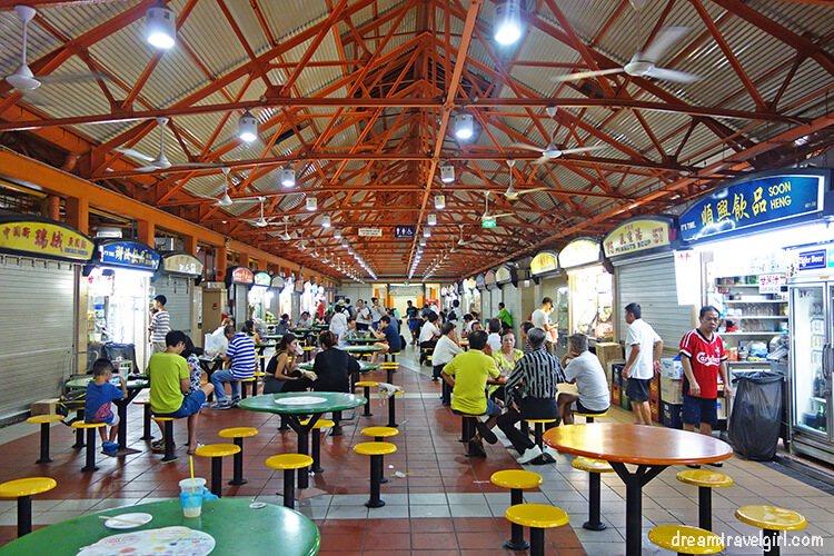 Hawker centres, Singapore