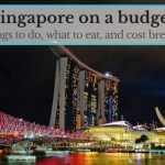 Singapore on a budget: free things to do and what to eat