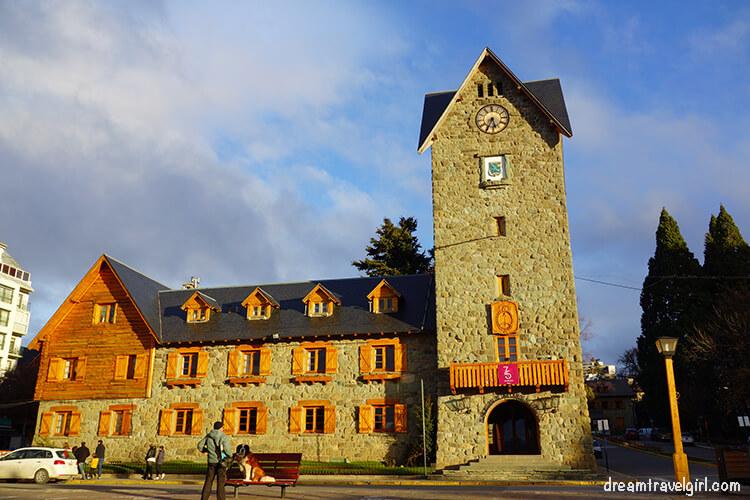 Building in Bariloche