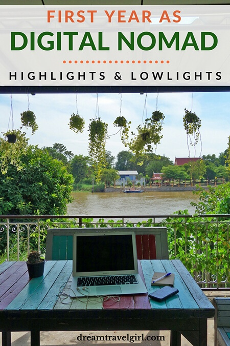 Highlights of my first year traveling as a digital nomad in Asia: TOP 3 travel highlights + 5 favorite places + 5 favorite experiences. Travel lowlights.