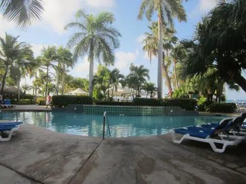 Ocean Suites Pool