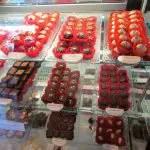 Lakefield Ontario chocolate rabbit display