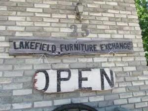 Lakefield Ontario furniture exchange