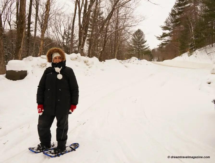 Yours Outdoors_Haliburton_snow shoeing_030214_01