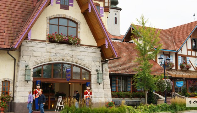 Discover the Heart of Frankenmuth: A Bavarian Village and German Wunderland
