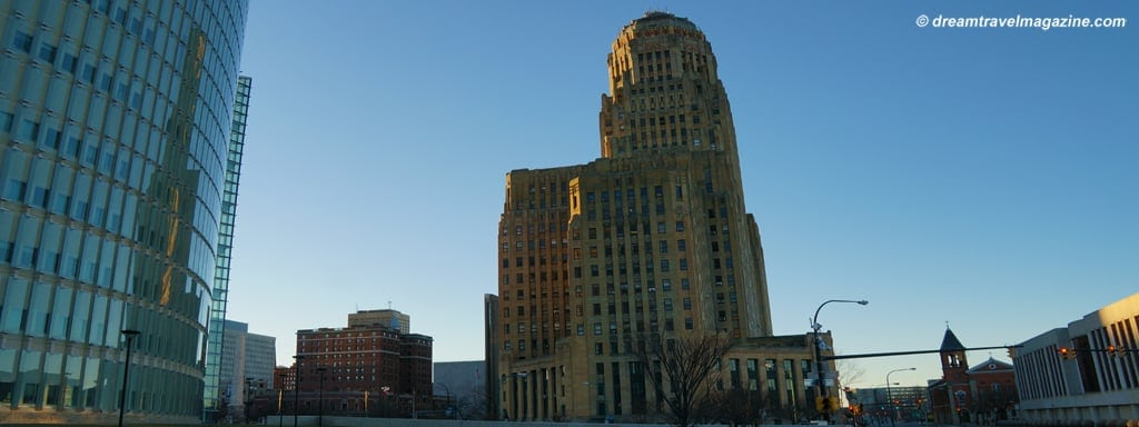 Buffalo Heats Things Up this Winter – Rises up from the snow!