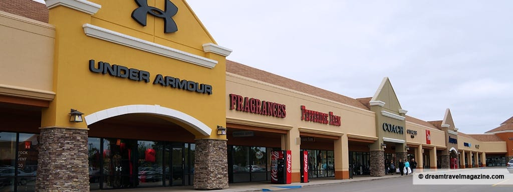 Cross Border Shopping Tips for Canadians Michigan USA