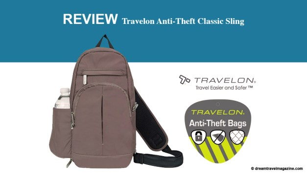 Gear Review: Travelon Anti-Theft Classic Light Sling