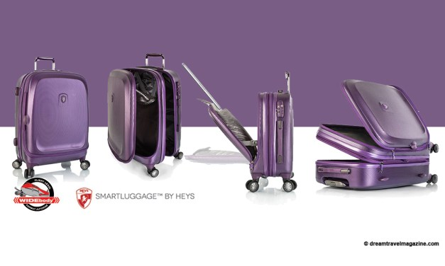 Heys Smart Luggage Gateway Carry-on Bag