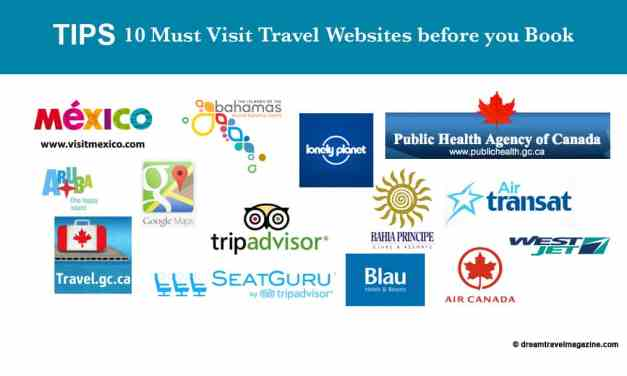 10 Must Visit Travel Websites Before You Book Your Next Vacation