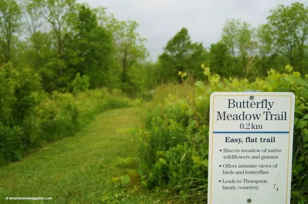 Trails Ruthven Park Haldimand County Ontario