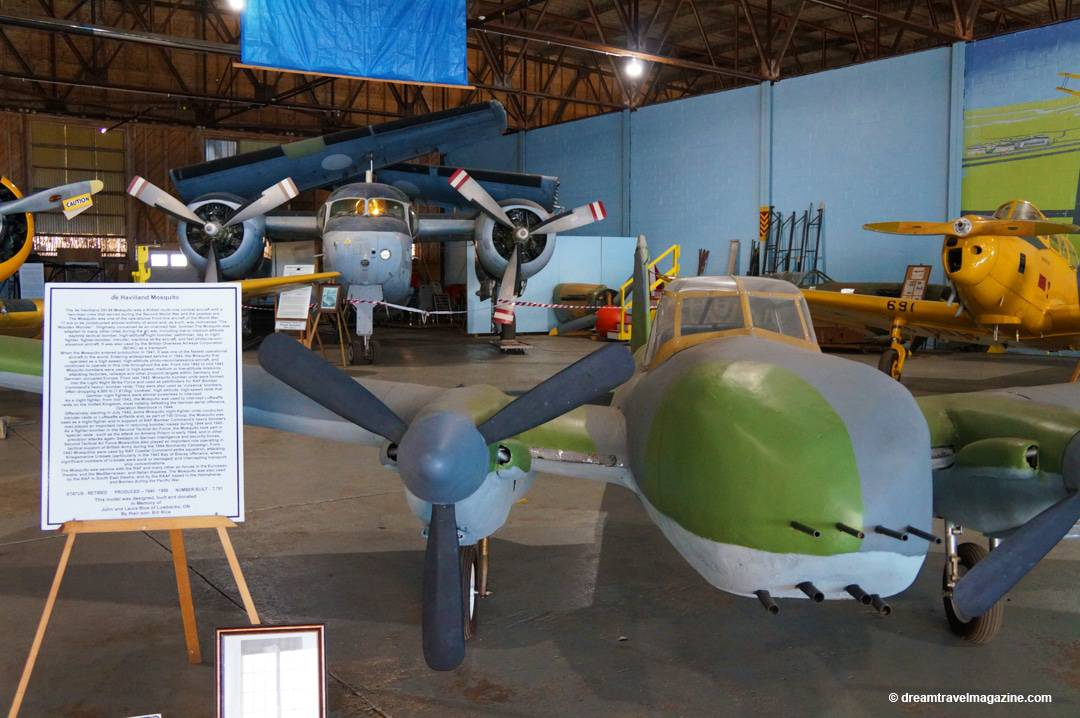 Dunnville RCAF Museum Ontario