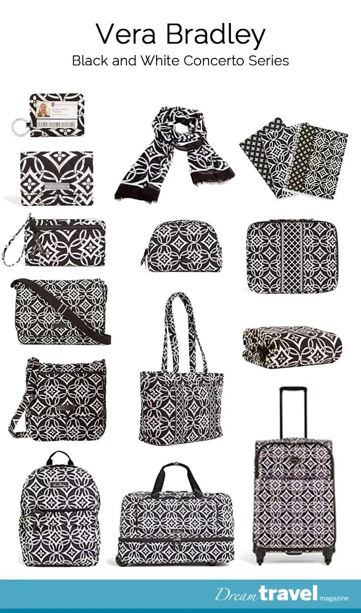 Vera Bradley Style Travel Bags