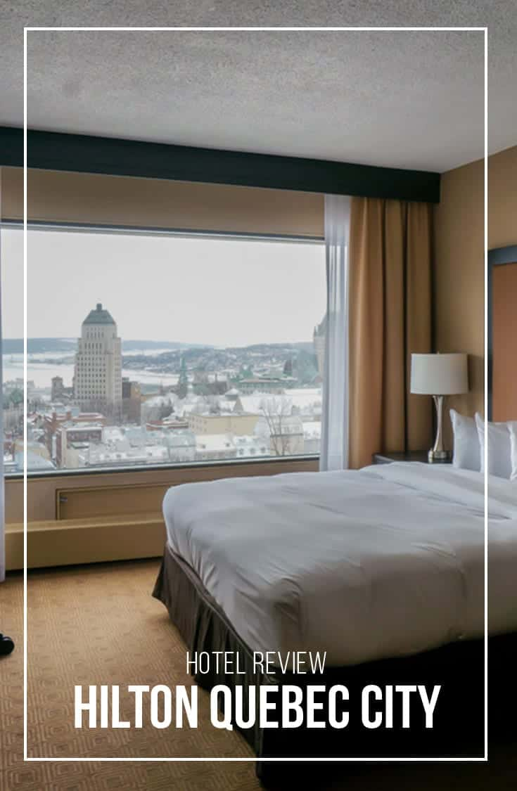 Located just outside the old city walls the Hilton Quebec City is really in the centre of it all. Walking distance from almost all the major Quebec City attractions.   Hotel   Quebec City   Travel  