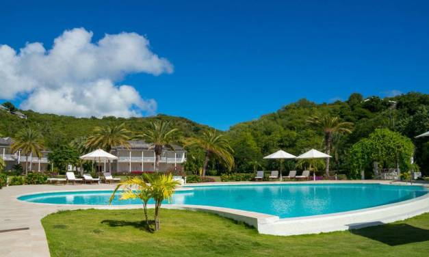 Dream Luxury Resort Secrets of the Inn at English Harbour Antigua