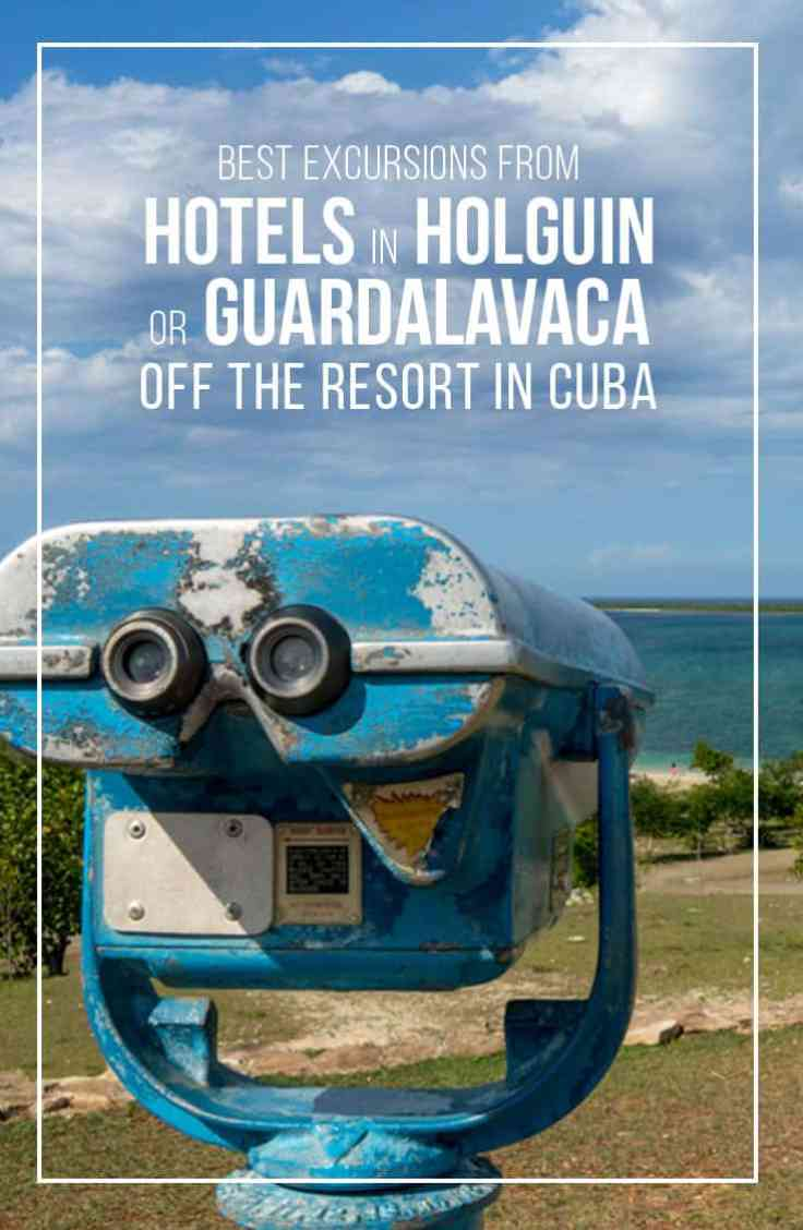 Sometimes you just have to leave the comfort of your beach chair and head off the resort. We put together a list of the best Excursions to take from Hotels in the Holguin or Gaurdalavaca areas of Cuba. From historical sites, cultural attractions to shopping in downtown Holguin we've got you covered here. | Cuba | Excursions | Attractions | Off the Resort | Holguin | Gauradalavaca | Tours and Excursions |