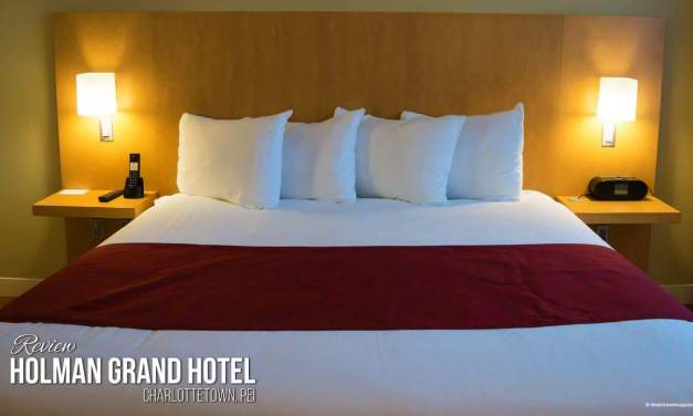 Look Inside the Holman Grand Hotel, Charlottetown, PEI