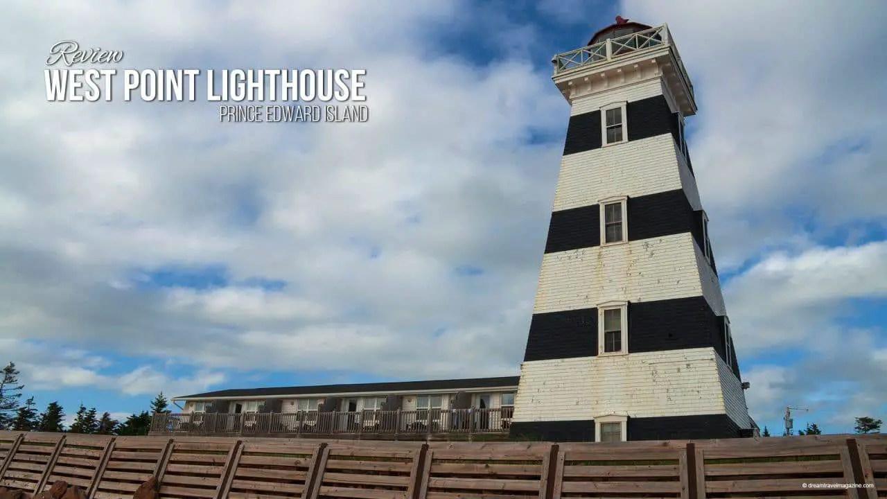 Dreams at West Point Lighthouse Inn PEI