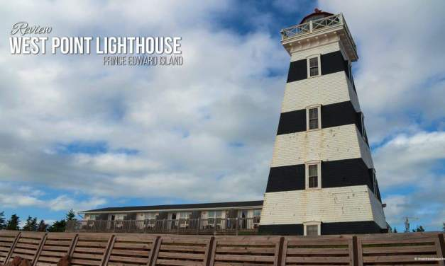 Awesome Dreams at West Point Lighthouse Inn PEI