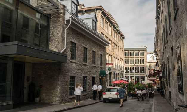 Luxury Dreams At Hotel William Gray Old Montreal