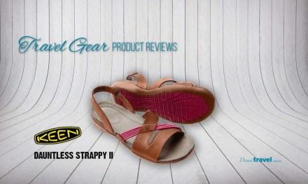 Not Just a Hiking Shoe Company Keen Women's Dauntless Sandals
