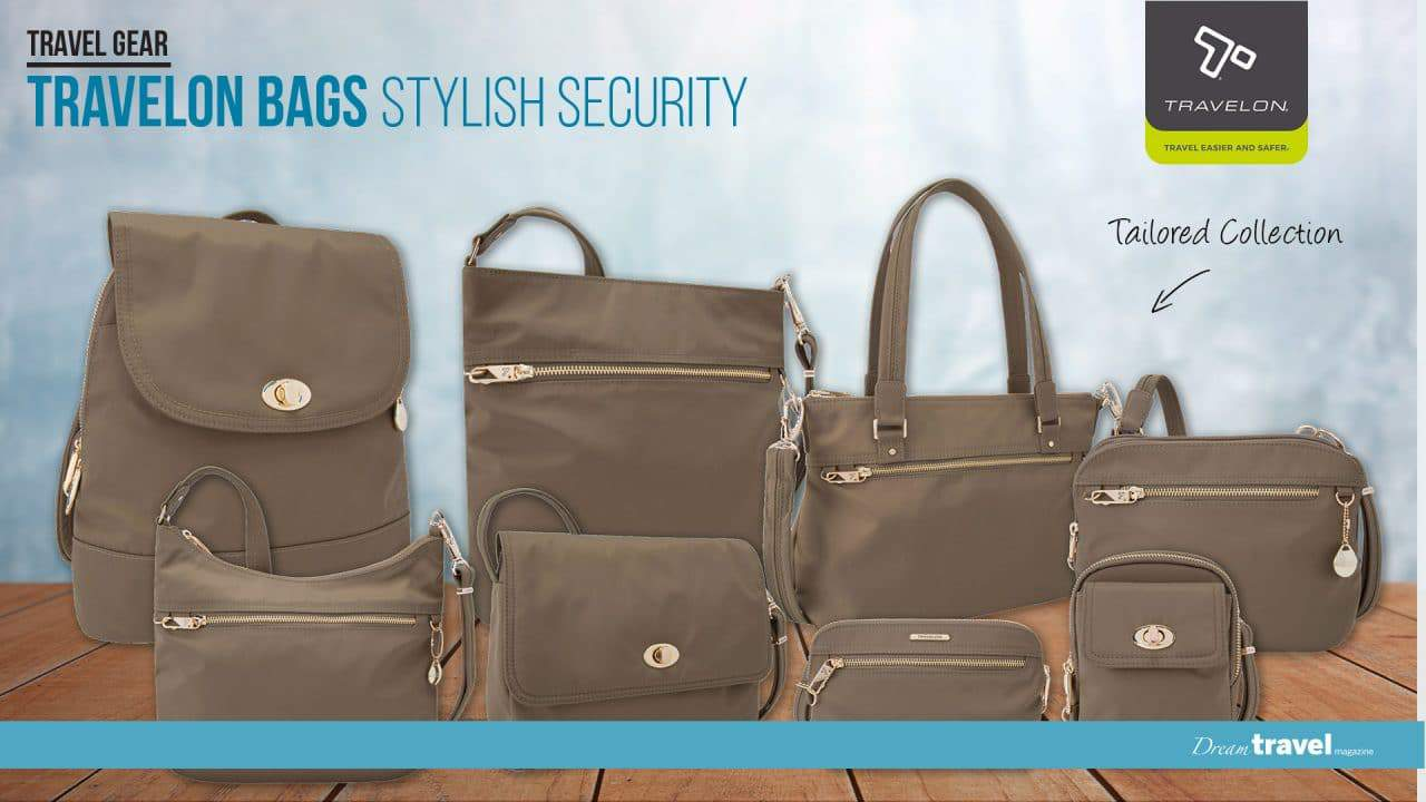 Travelon Bags Provide Stylish Security During European Vacation
