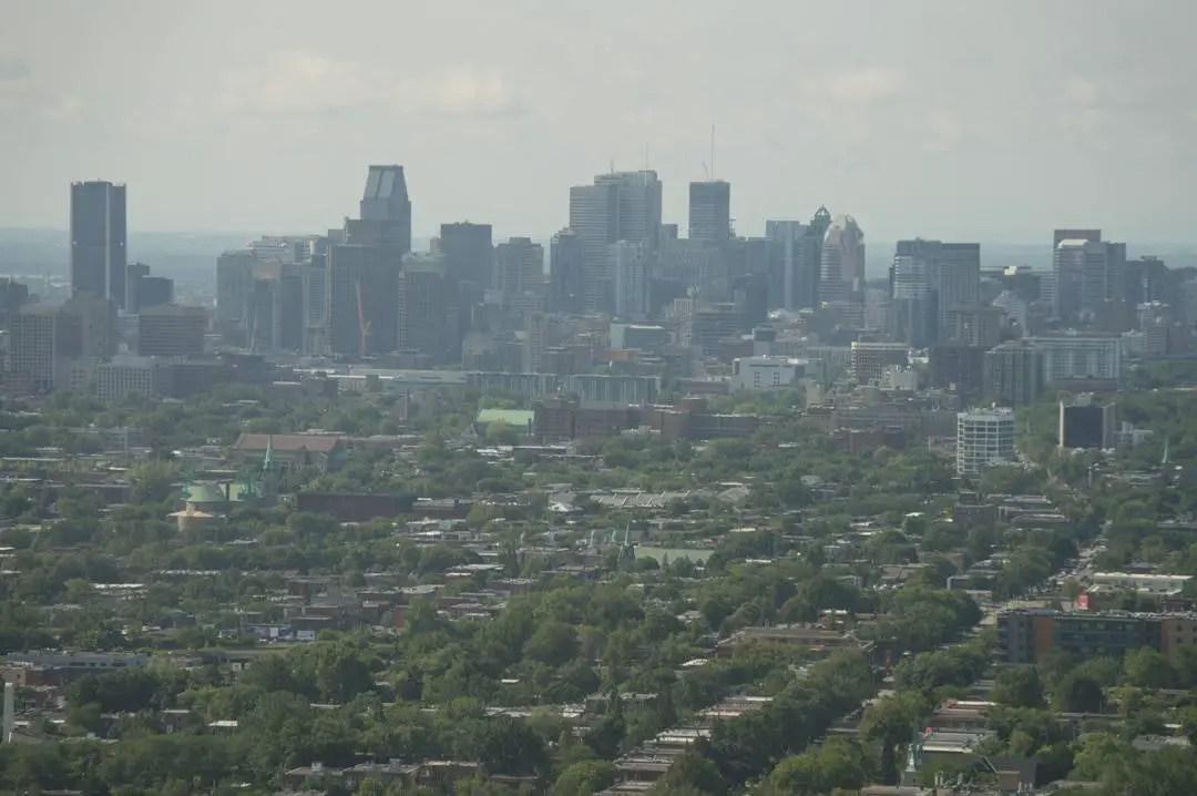 best observation deck in Montreal