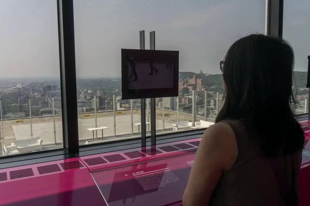 Observation Deck Place Ville Marie Montreal-30