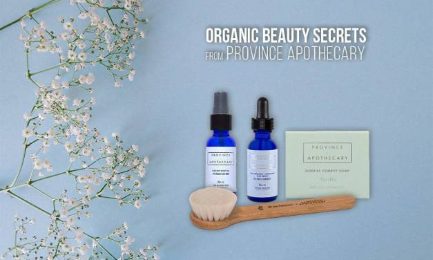 Organic Beauty Secrets from Province Apothecary