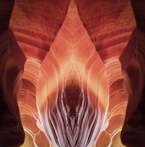 Antelope Canyon- Of Art Works Nature