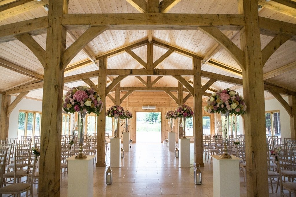 Colshaw Hall Over Peover Cheshire  Dreamweavers Floral