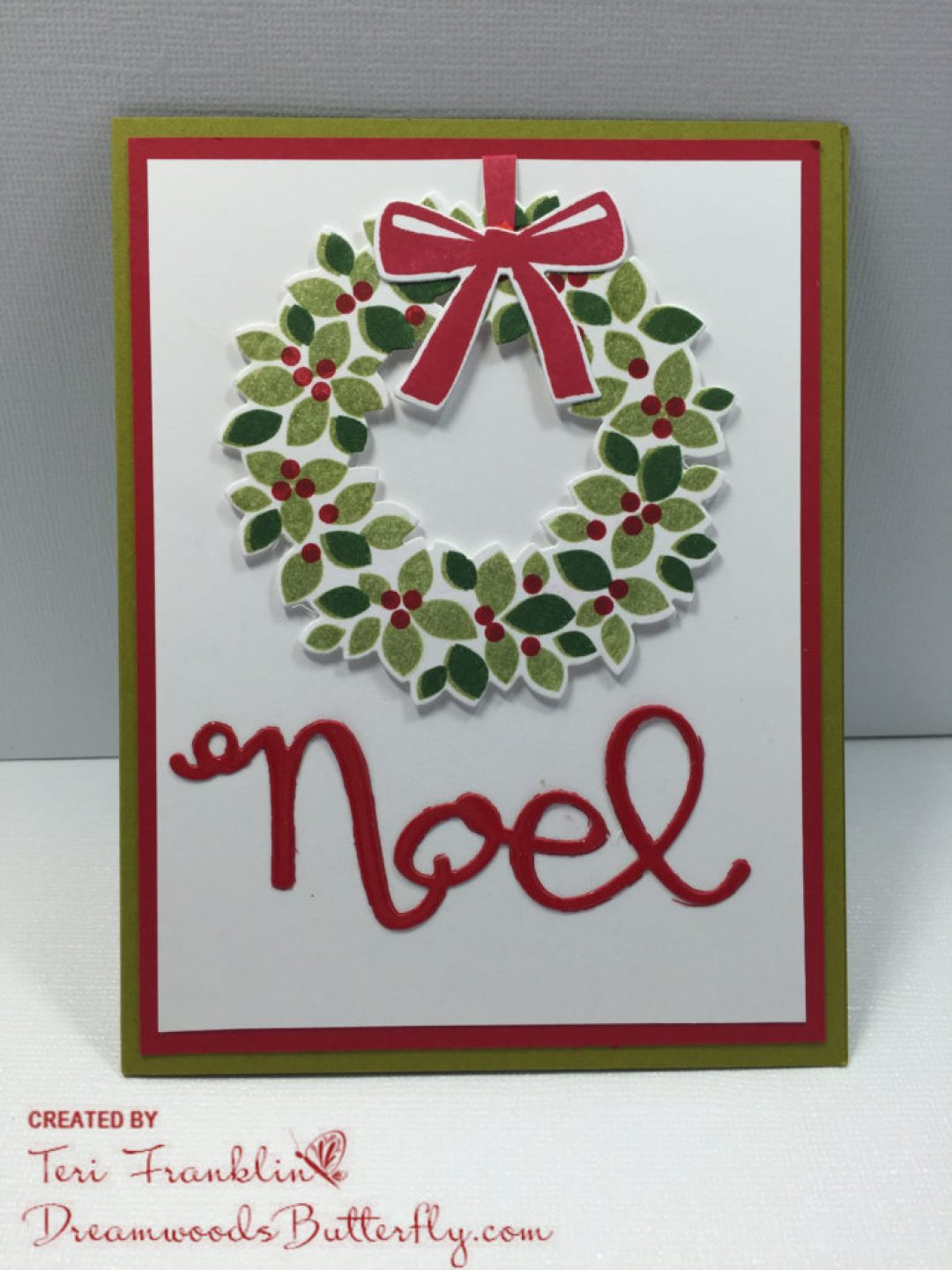 Noel Wreath WM