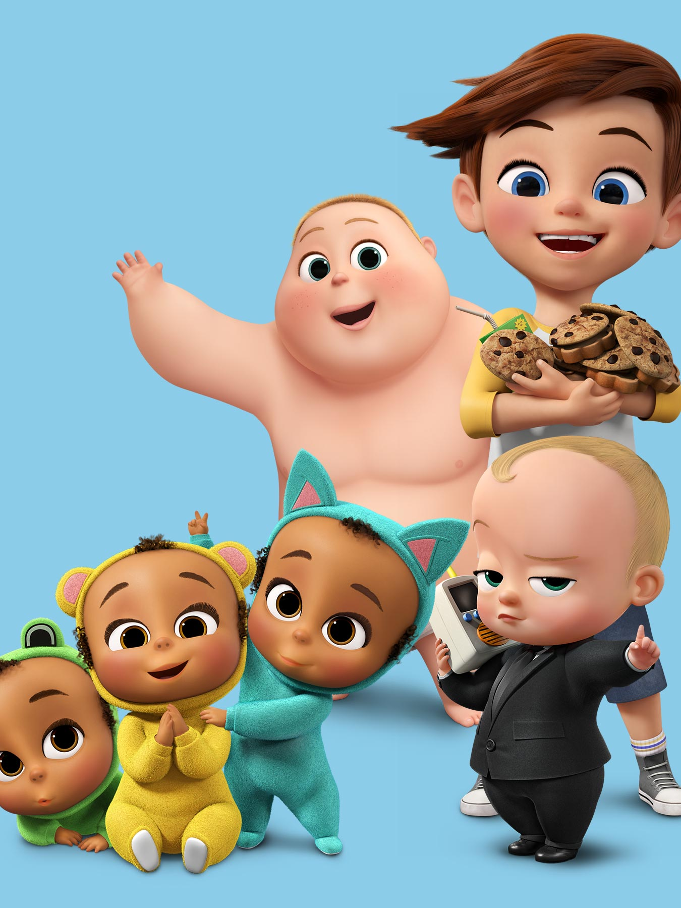 the boss baby back