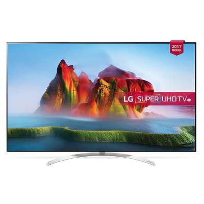 LG ULTRA HD 4K TV 55 Inch - SJ850V