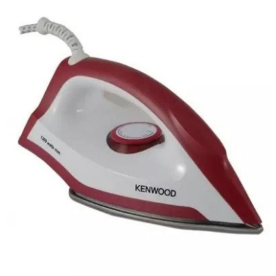 Kenwood Dry Iron DIP200 - Red - Dreamworks Integrated Systems