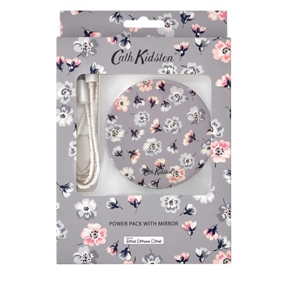 Cath Kidston Power Pack With Mirror
